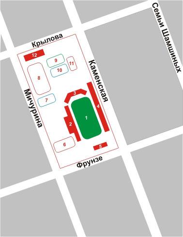 «Спартак» г. Новосибирск